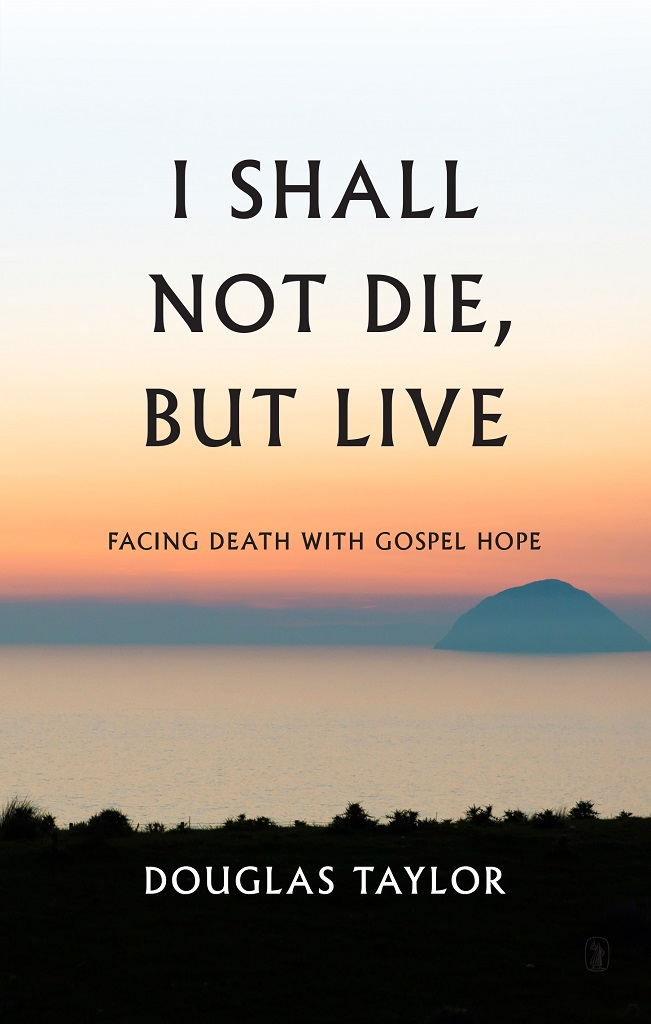 cover image for I Shall Not Die But Live