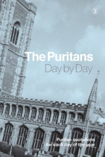 cover image for the Puritans day by day