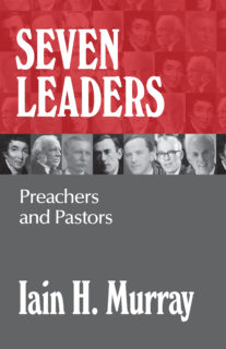 cover image for Seven Leaders by Iain Murray