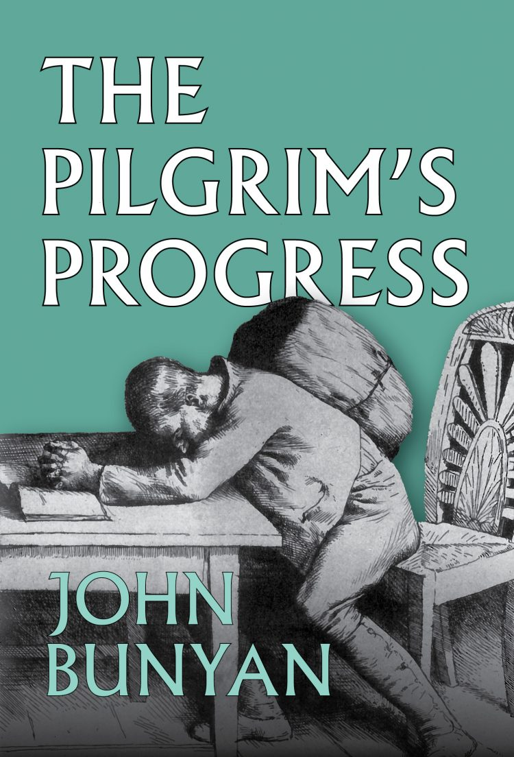 cover image for Pilgrim's Progress by John Bunyan