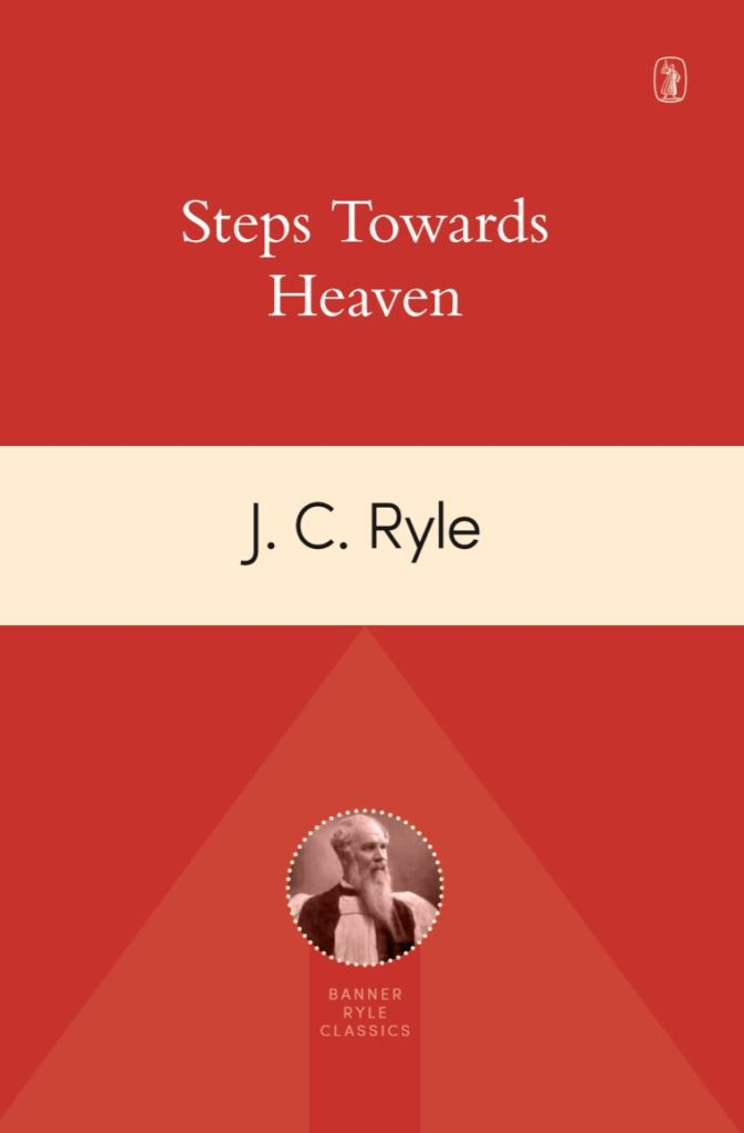 cover image for steps towards heaven by ryle
