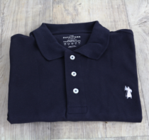 main image of the banner of truth polo shirt