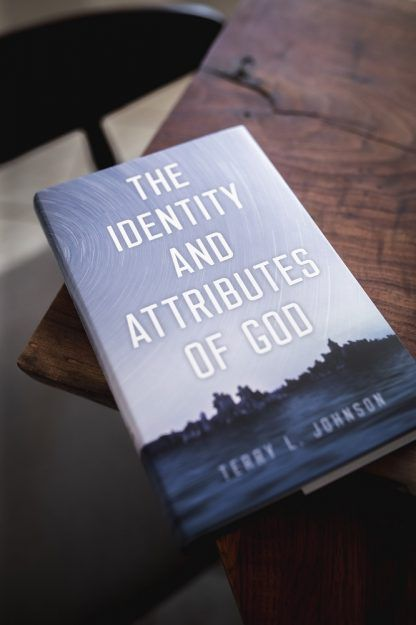 image of Identity and Attributes of God by Terry Johnson