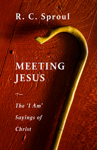 cover for Meeting Jesus by R.C. Sproul