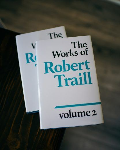 image of the Works of Robert Traill