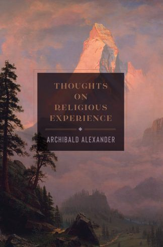 image of the book thoughts on religious experience clothbound