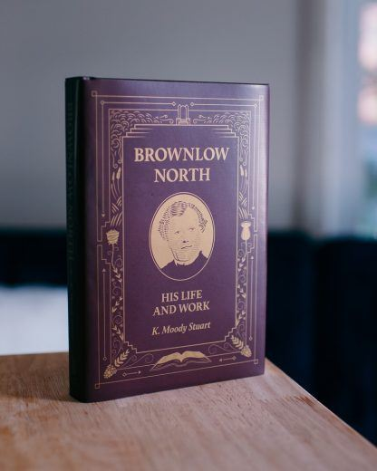 image of the biography of Brownlow North