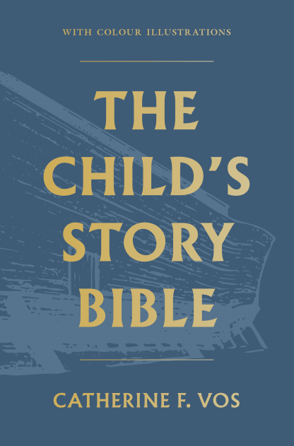 cover image for the Child's Story Bible