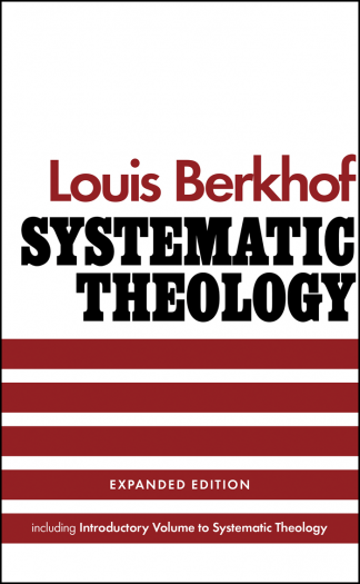 systematic theology cover