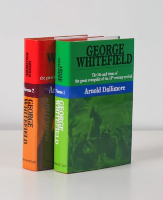 Image of the 2 Volume biography on George Whitefield by Dallimore