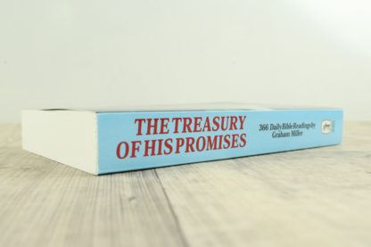 image of the book 'Treasury of His Promises'