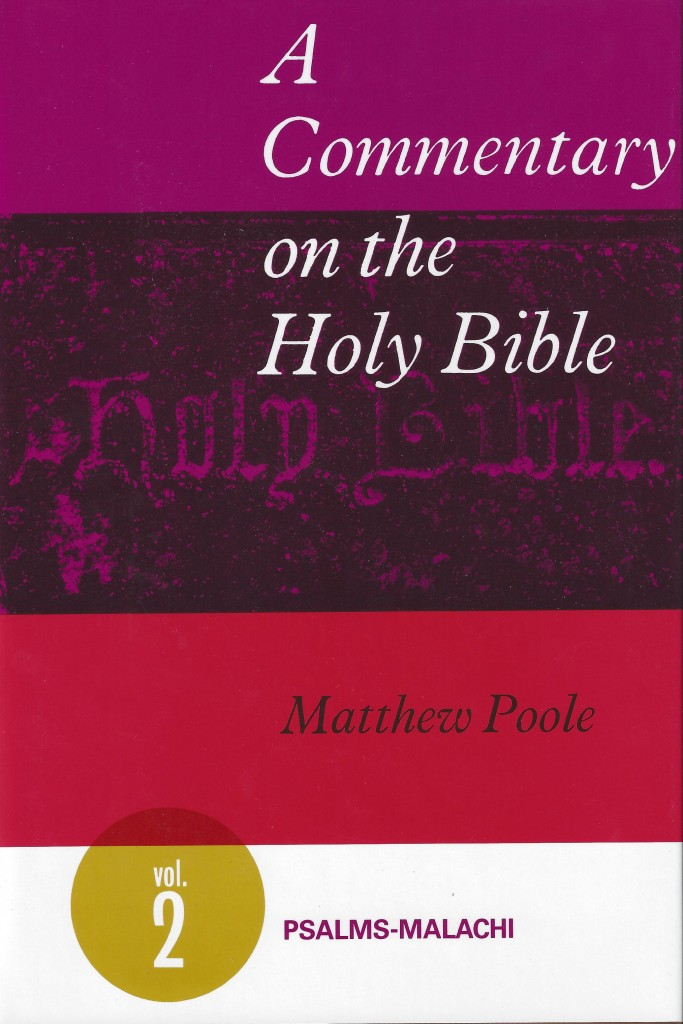 A Commentary on the Holy Bible