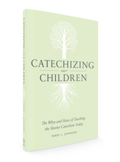 image of the book Catechizing our Children by Terry Johnson