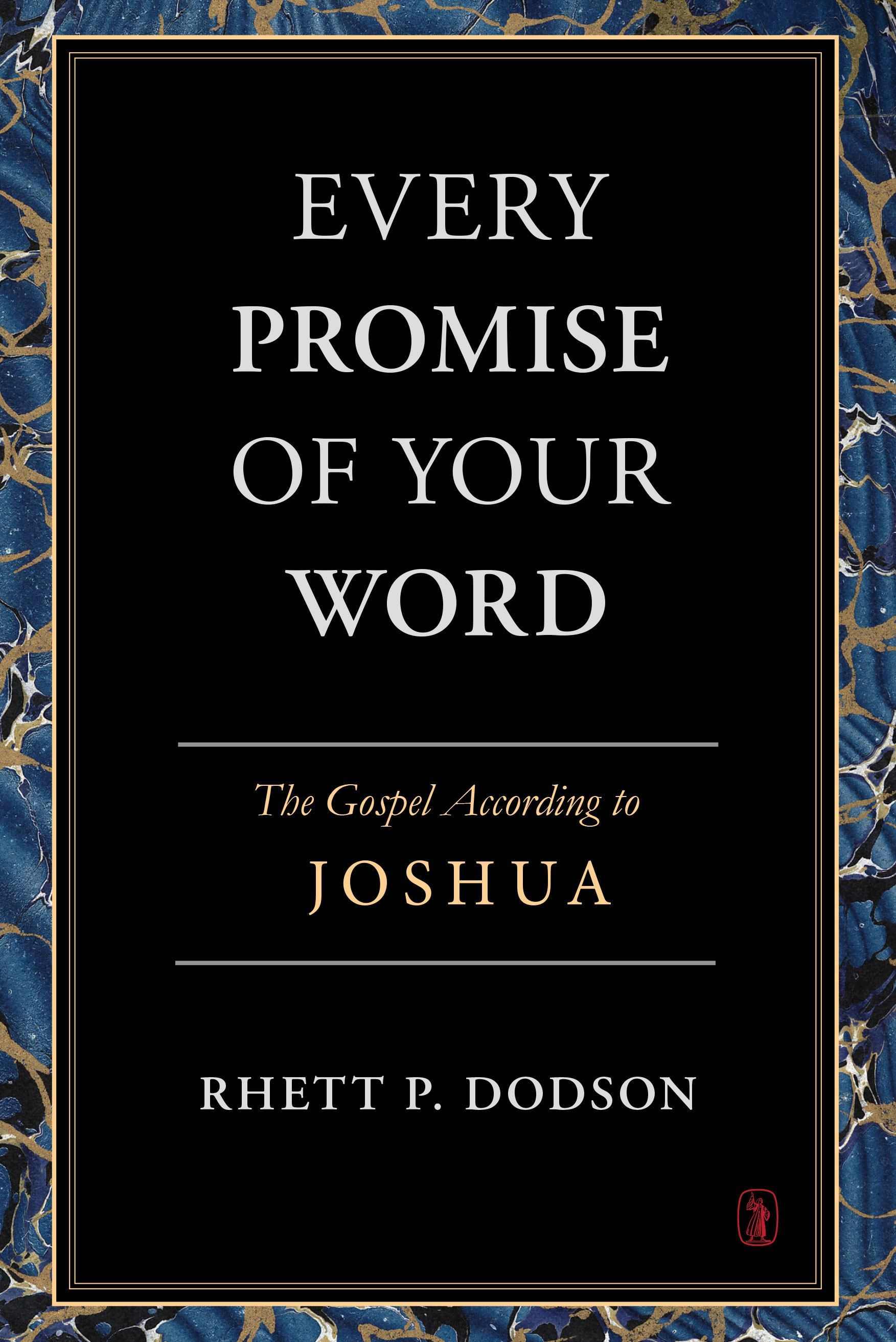 cover image for 'Every Promise of Your Word' by Rhett Dodson