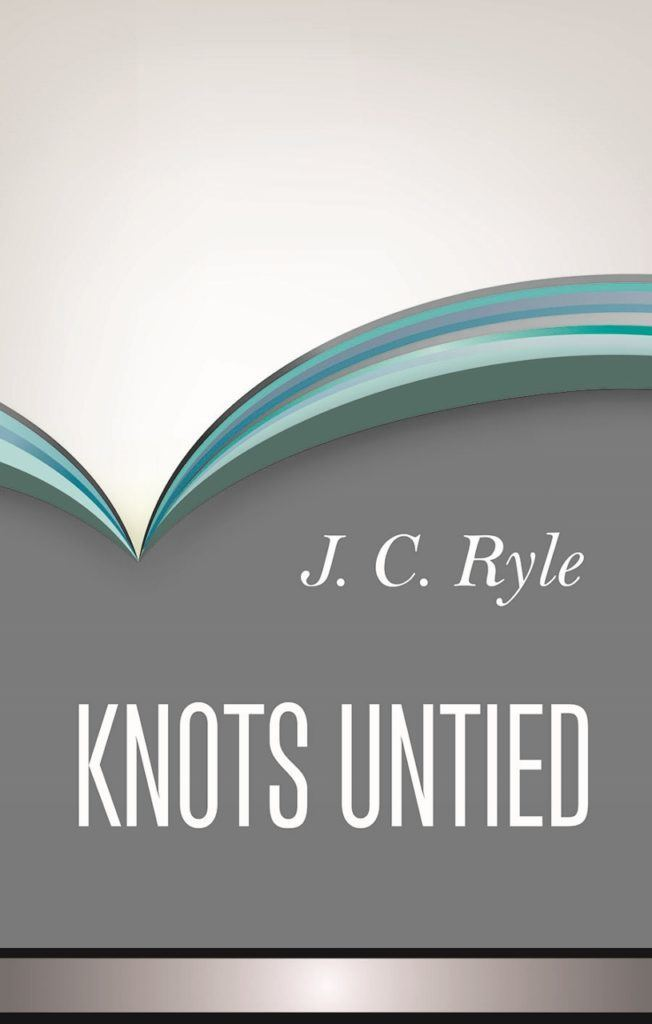 Cover image for 'Knots Untied' by Ryle