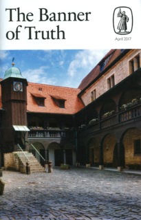 cover image for the April 2017 Magazine