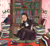 cover image for the Board book 'The Woman Who Loved to Give Books'