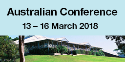 2018 Australian Conference