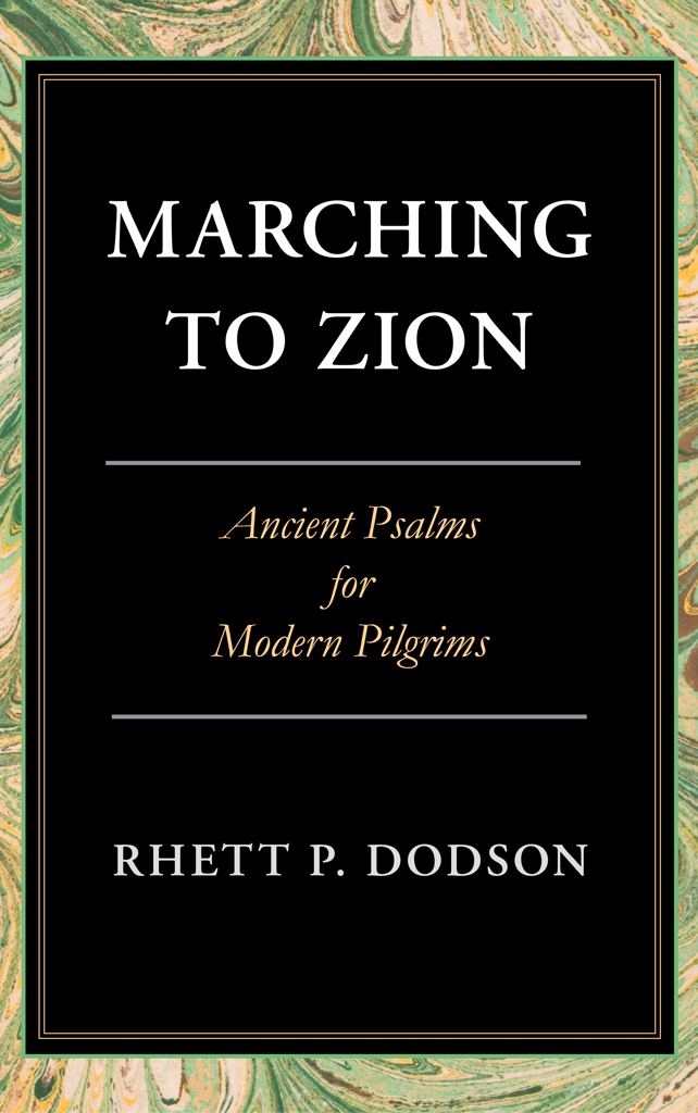 marching to zion cover