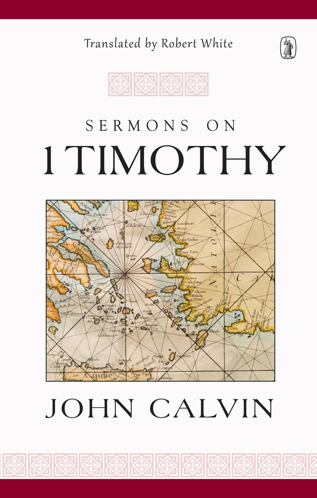 Cover image for Sermons on 1 Timothy