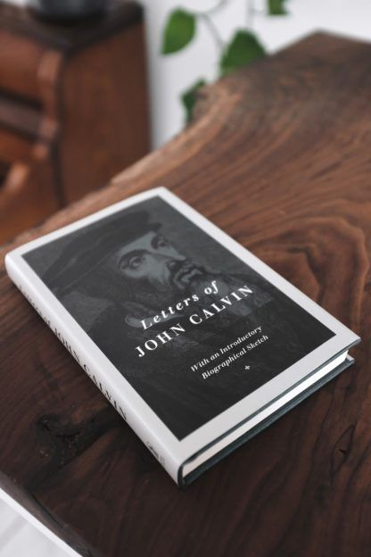 image of the book 'The Letters of John Calvin'