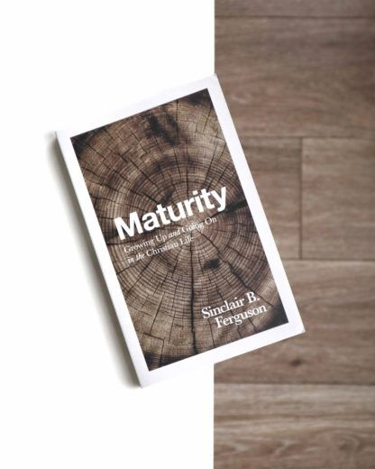 image of the book 'Maturity'