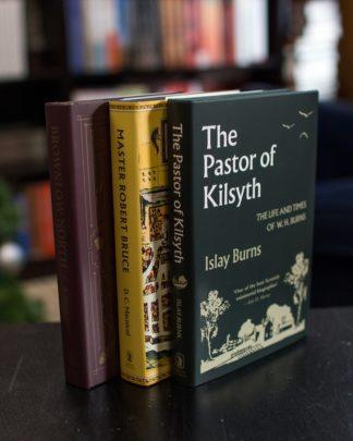 image of the three volume set Scottish Pastors