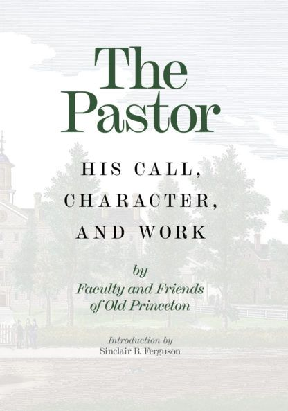 image of the book 'the pastor'